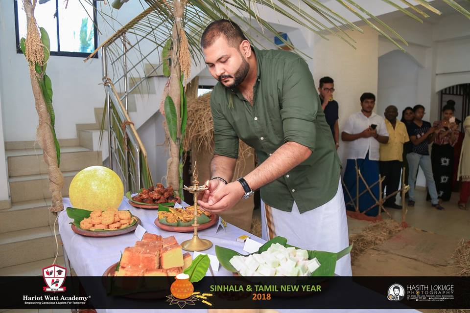 Sinhala & Hindu New Year